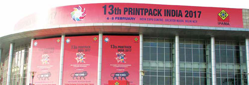 Fresh marvels for newspaper production at PRINTPACK India 2017